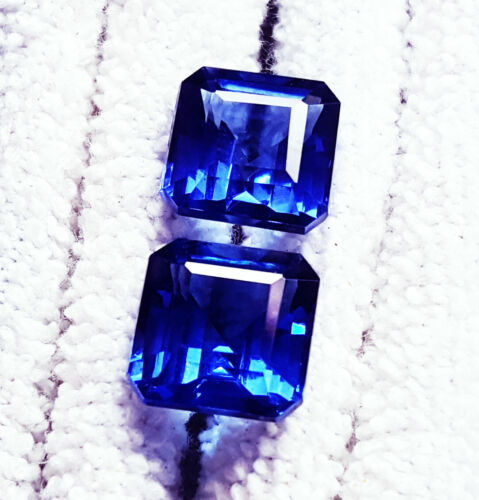 Natural Blue Sapphire 8 /& 10 Ct Loose Gemstone Certified