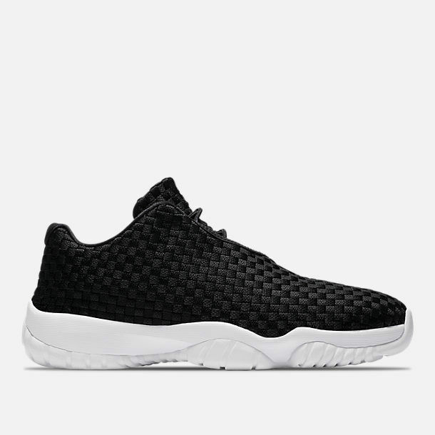 AIR JORDAN FUTURE LOW OFF COURT BLACK BASKETBALL SHOE MEN'S SELECT YOUR SIZE