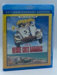 Herbie-Goes-Bananas-Blu-ray-Disc-2015-35th-Anniversary-Ed-NEW-Exclusive