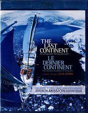 BRAND NEW BLU-RAY // THE LAST CONTINENT // & ANTARCTIC MISSION // DAVID SUZUKI