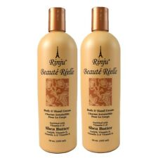 Rinju Beaute Reelle Body and Hand Lotion 16 Ounces