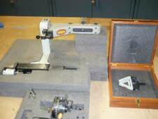 Moore Universal Wheel Dresser Radius Angle Cross Slide Options