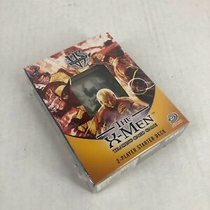 VS System X-Men Trading Card Game 2 Player Starter Deck NEW