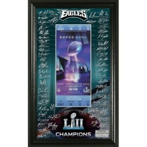 Image is loading NFL-Philadelphia-Eagles-Super-Bowl-52-Champions-Signature- 98debf90a