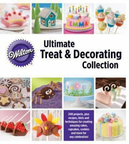 Wilton Ultimate Treat And Decorating Collection 5 Ring Binder 2011 Book Other