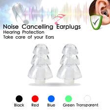 2Set Memory Foam Soft Earplugs Case Hearing Protection Ear Plug Sleep Earplug ZY