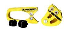 TM Designworks Chain Guide Kit Suzuki LTR450 450 Yellow 2006 2007