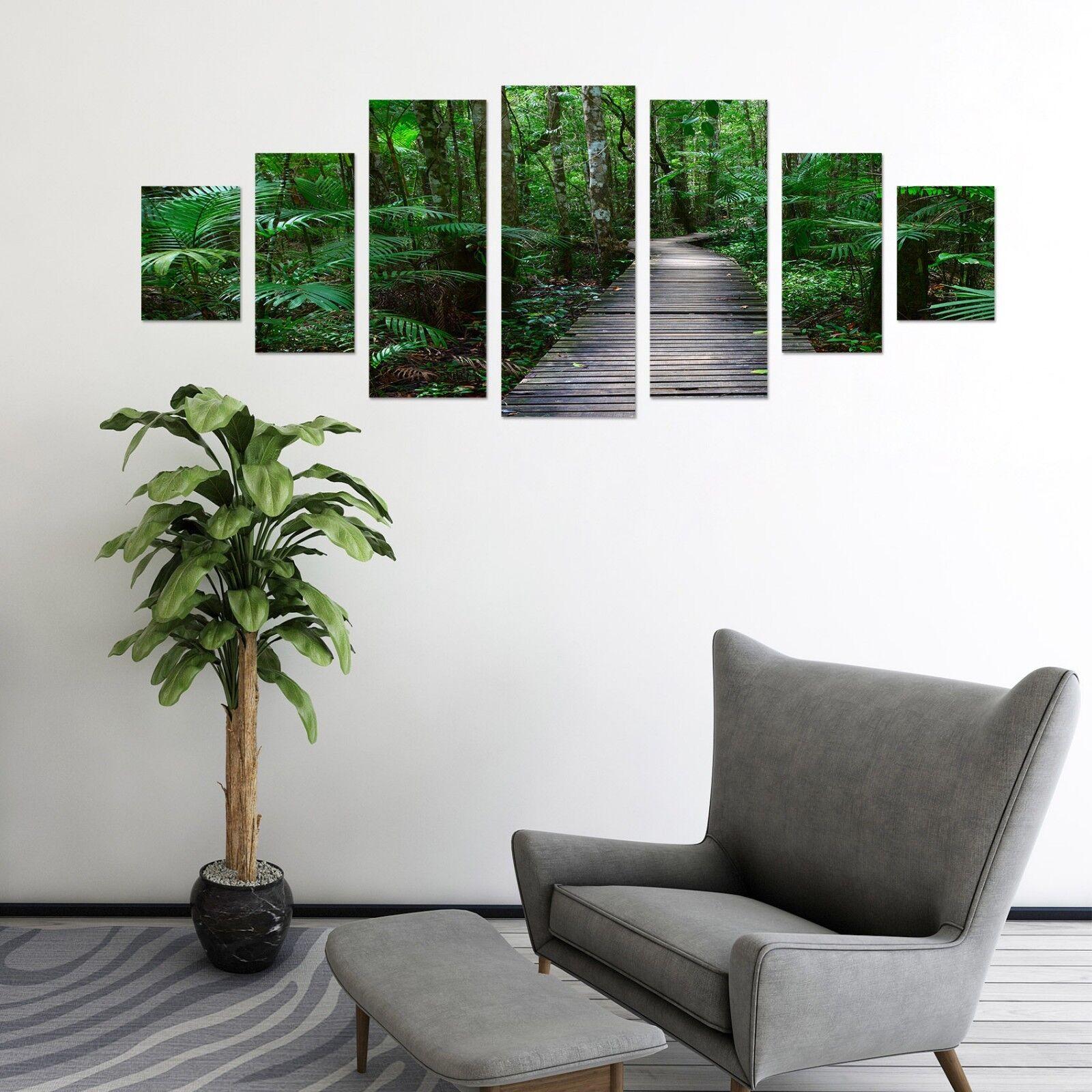 Bosque De Ruta 3D 80 impresión sin enmarcar Papel de Parojo Calcomanía Decoración De Parojo Parojo Interior AJ Jenny