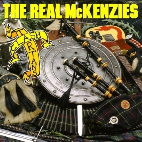 The Real McKenzies - Clash Of The Tartans [New Vinyl LP]