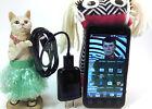 HTC EVO 3D CLEAN MEID! The ONLY true 3D Phone! 8GB sdcard + CASE + AC