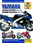 Yamaha YZF750R Motorcycle Repair Manual by Haynes Publishing Group (Paperback, 2016)
