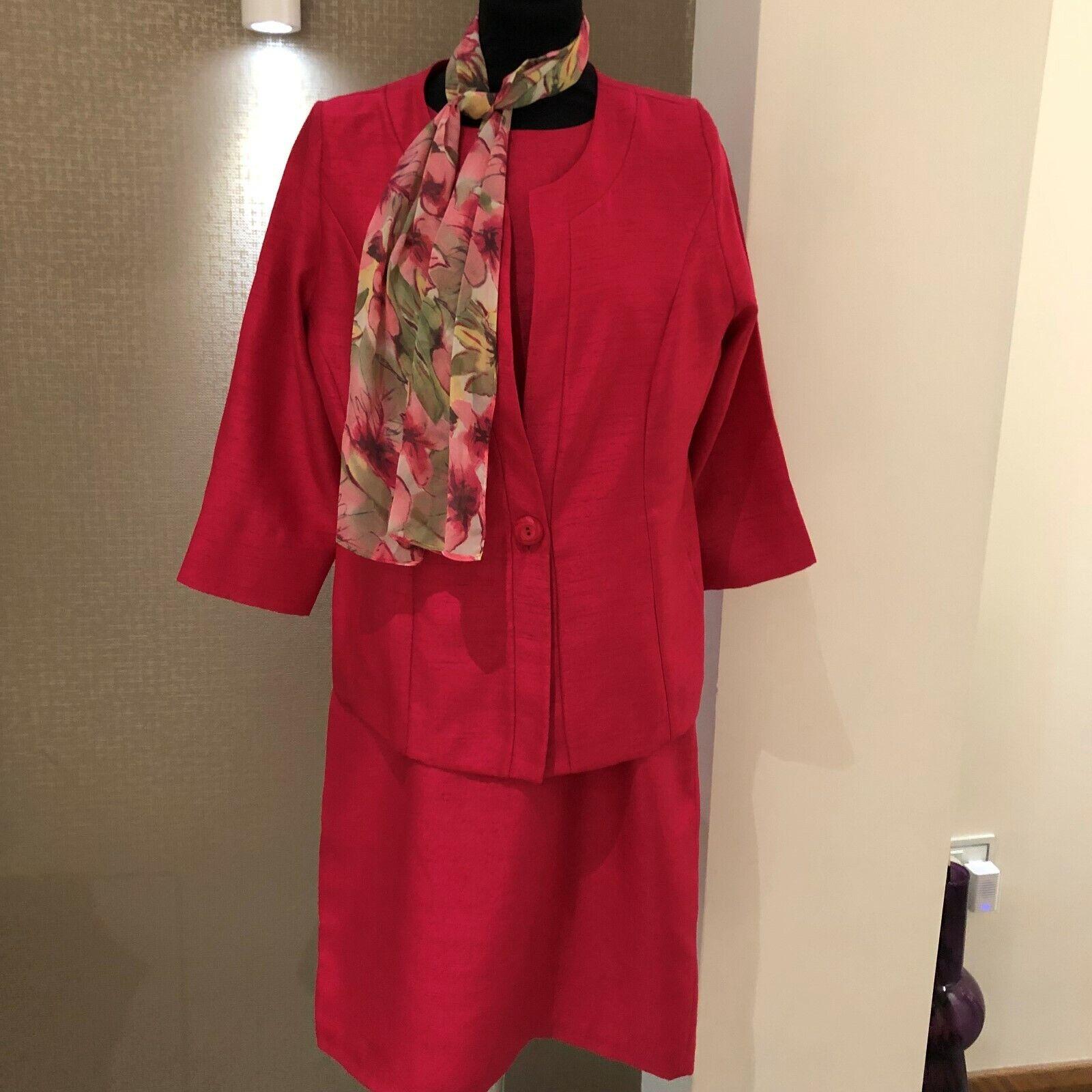 Hudson & Onslow Dress and Jacket NWT RRP UK12