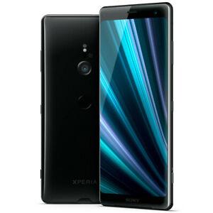 "Original Sony Xperia XZ3 H8416 4G LTE 6.0"" 64GB 19MP NFC Fingerprint SmartPhone"