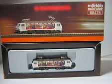 Märklin Mini Club Z 88474 E - Lokomotive 150 Jahre Re 4/4 SBB CFF  (RG/AV/100S4)