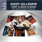 Eight Classic Albums by Dizzy Gillespie (CD, Jan-2012, 4 Discs, Real Gone Jazz)
