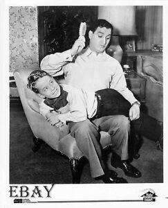 Danny Thomas spanks Rusty Hamer RARE Photo Make Room For Daddy | eBay