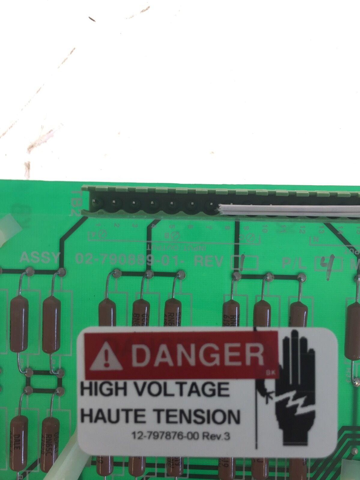 Nuevo Emerson Emerson Emerson Liebert 02-790889-01 Rev 1 V & I Acondicionador de placa de circuito, (B158) 7bc6ff