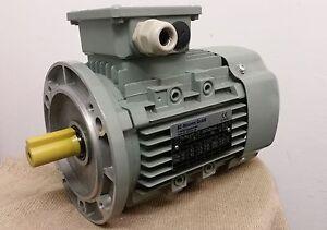 1000 U//min,Energiesparmotor IE2 Elektromotor Drehstrommotor 2,2 kW 230//400 V
