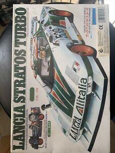 Tamiya Airfix Lancia Stratos Transformers Wheel jack 1/24 Scale Model Kit