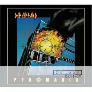 Def-Leppard-034-Pyromania-034-2-CD-DELUXE-EDITION-NUOVO