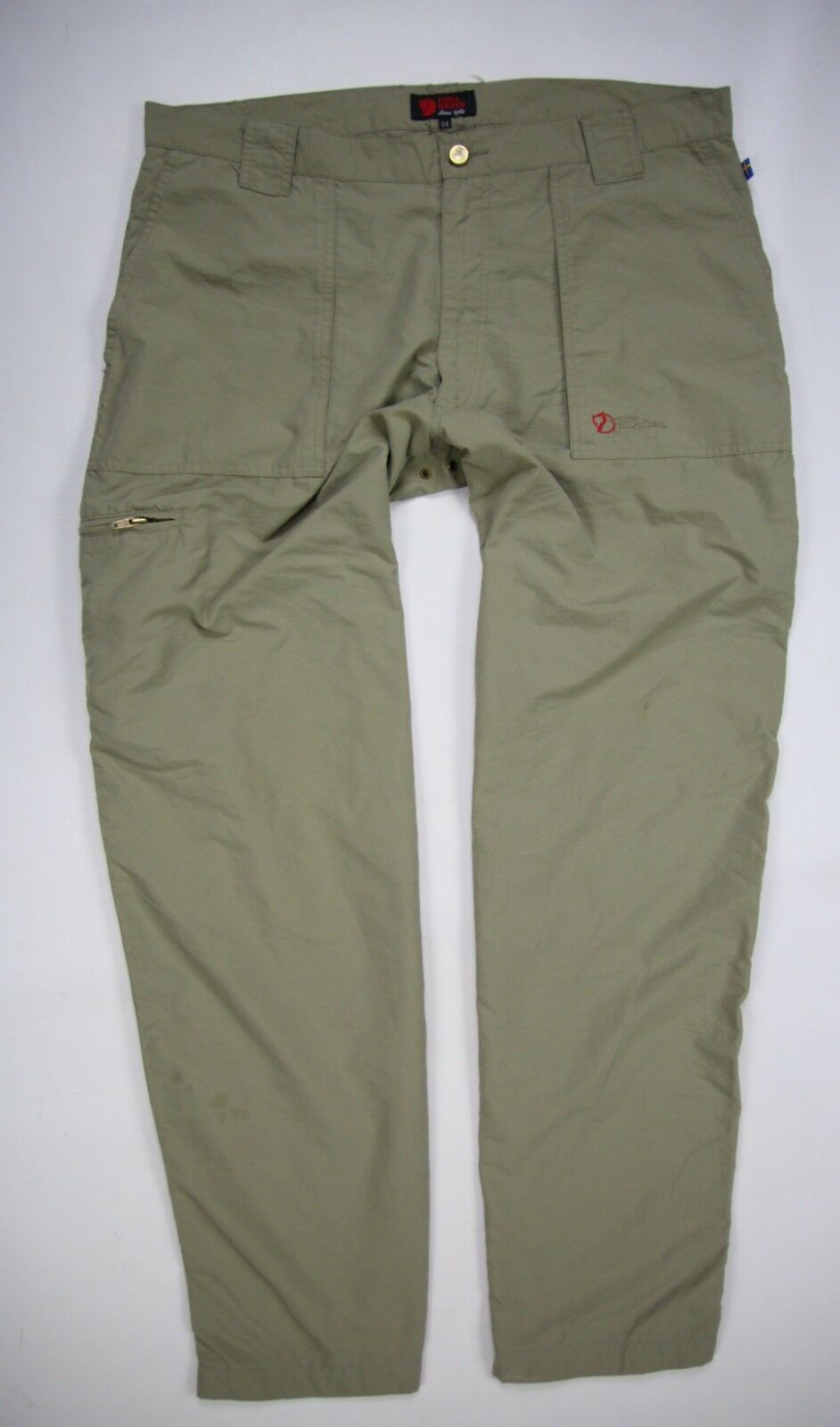 FJALLRAVEN _ MEN's Hunting Shooting Trousers Pants Size 54 ( XL ) SUPLEX