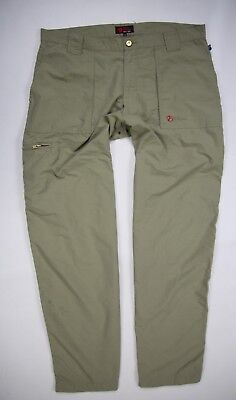 Suplex A Great Variety Of Goods Competent Fjallraven _ Men's Hunting Shooting Trousers Pants Size 54 Xl