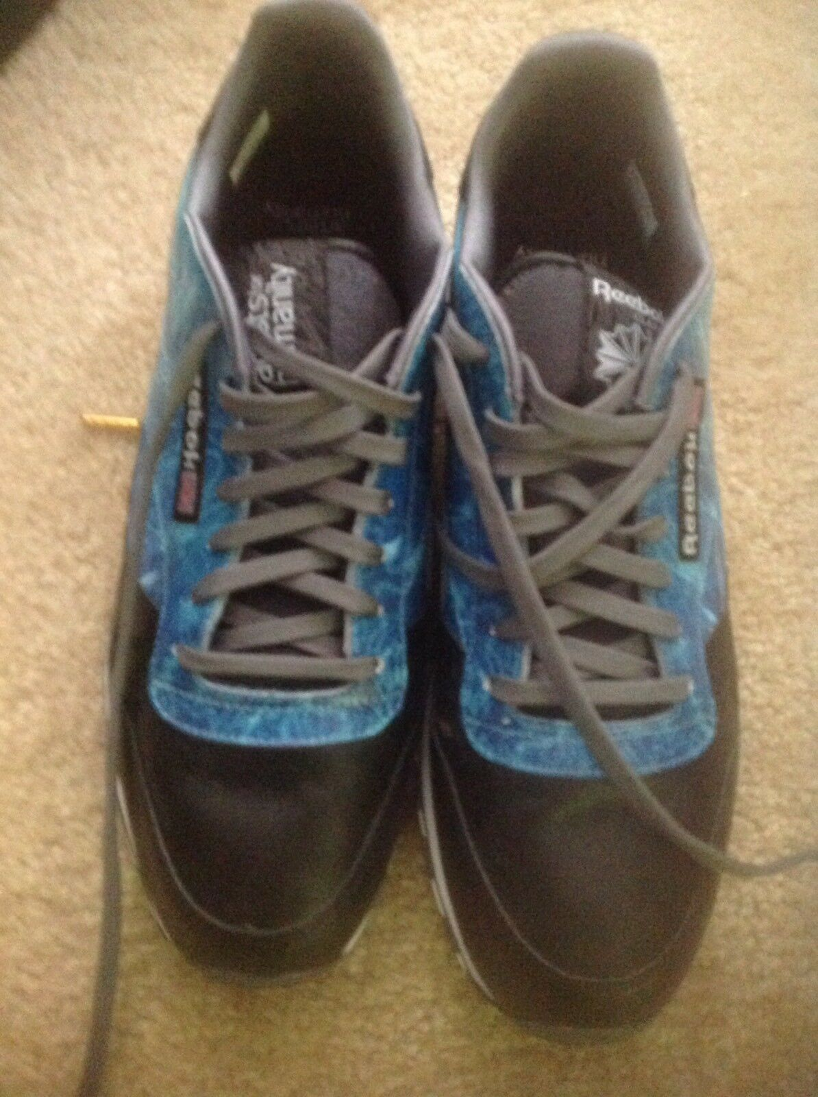 Reebok Classic - Artist For Humanity - Uomo Size 11