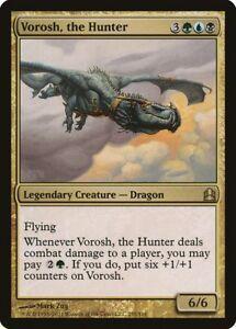the Hunter FOIL Commander Anthology Volume II NM Rare CARD ABUGames Vorosh