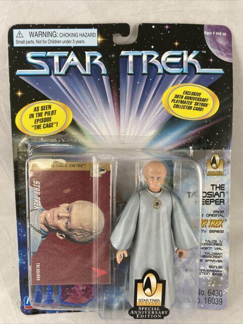 1997 Playmates | Star Trek  | The Talosian Keeper | Action Figure