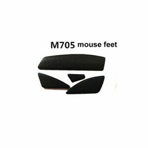 Logitech Marathon M705 Games Laser Computer Gaming Mouse Feet Skates Teflon