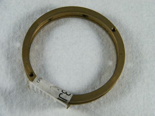"Details about  /NEW ~ DUCON ~ BRASS LANTERN RING ~ PART # 15184 ~ 3-3//4/"" X 1//2/"" X 1//8/"""