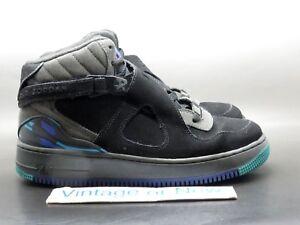 the best attitude cd60e 92570 Image is loading Nike-Air-Jordan-Fusion-VIII-8-AJF-Aqua-
