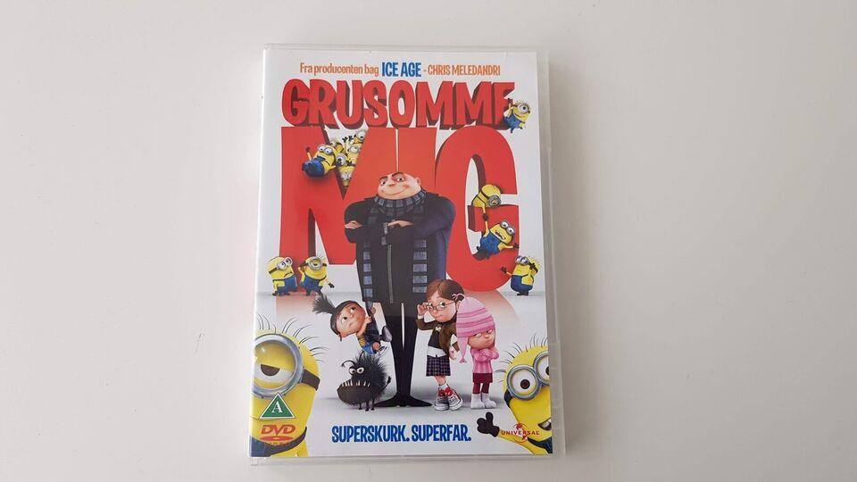 Grusomme Mig / Despicable Me, instruktør Pierre Coffin +
