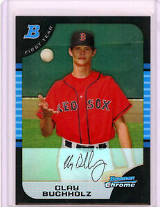 Image result for clay buchholz rookie card