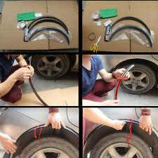 72cm Wheel Eyebrow Decoration Strips Universal Car Tires Eyebrow Styling Modify