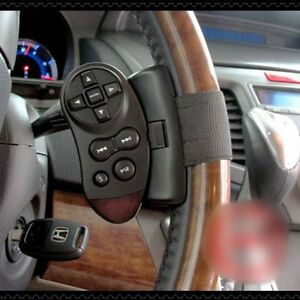 Steering-Wheel-Remote-Control-For-GPS-Car-CD-DVD-TV-MP3-Player-New-Universal-Hot