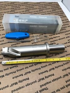 ISCAR-Feedmill-FF-EW-D1-5-6-W1-25-09-C-Carbide-Indexable-End-Mill-Cutter-New