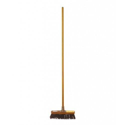 12 Groundsman rigide PVC Broom Head