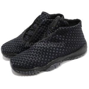 timeless design 80aa7 7e7dc Image is loading Nike-Air-Jordan-Future-BG-Black-Anthracite-Kid-