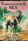Tyrannosaurus Rex: Pop-up Book with 60cm Long 3-D Model! by David Hawcock (Hardback, 1995)