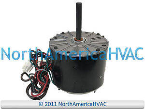 oem a o smith york coleman 1 3 hp 230v condenser fan motor f48s15a50image is loading oem a o smith york coleman 1 3 hp