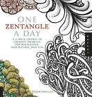 One Zentangle A Day: A 6-Week Course in Creative Drawing for Relaxation, Inspiration, and Fun by Beckah Krahula (Paperback, 2012)