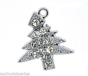 Pendentif-sapin-argente-22-x-21-mm-avec-strass-synthetiques