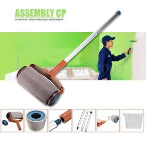 painting rollers sponges see more 6pcs pro paint roller kit brush. Black Bedroom Furniture Sets. Home Design Ideas