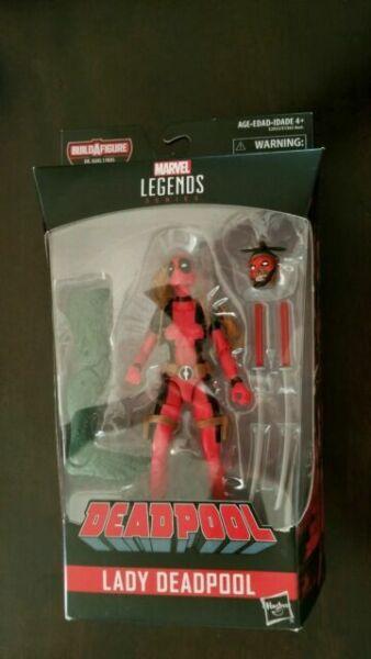Marvel 6 Inch Legends Series Deadpool Hasbro B8345AS0