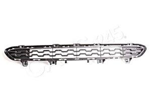 Genuine BMW X3 F25 X4 F26 Front Bumper Center Upper M Grille OEM 51118056936