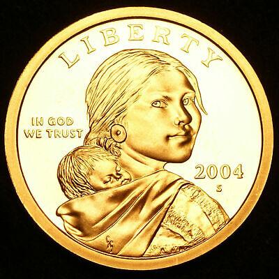 2008 S Sacagawea Dollar Deep Cameo Gem Proof