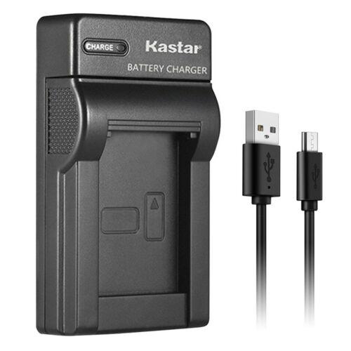 Kastar NP-FM500H Batería Cargador Sony SLT-A65V SLT-A65VB SLT-A65VK A65VM A65VY