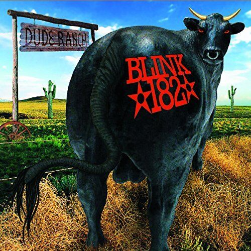 1 of 1 - Blink-182 - Dude Ranch - Blink-182 CD 6GVG The Cheap Fast Free Post