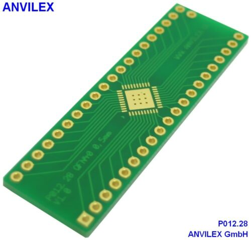 6mm x 6mm Adapter P012.28 VQFN40